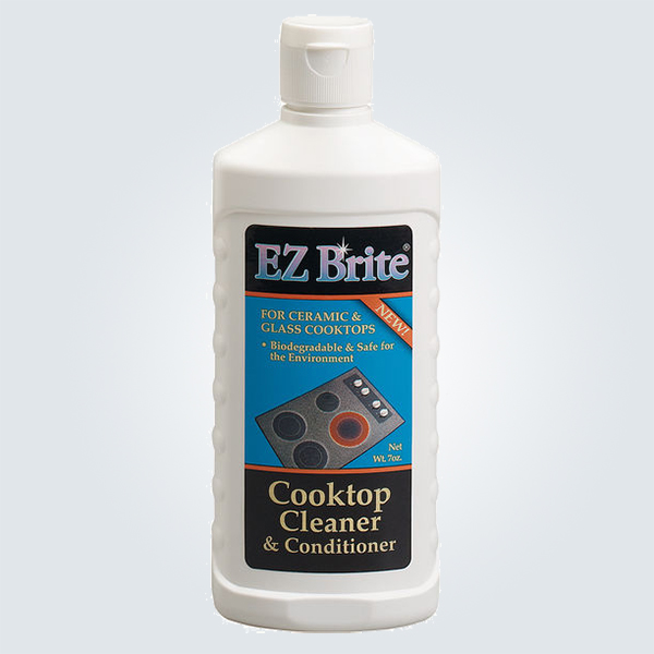 Ez Brite Gl Ceramic Cooktop Cleaner Conditioner 7oz Gel